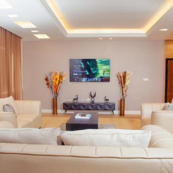 Premium and Exclusive 3 Bedroom Suite with Pool, Shoreline Estate, Ikoyi, Lagos, Flat / Apartment Short Let
