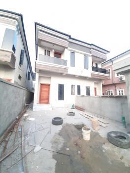 4 Bedrooms Semi Detached Duplex and 1 Bq, Chevron Drive, Lekki Phase 2, Lekki, Lagos, House for Sale