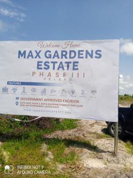New Estates on The Island, Eleko, Ibeju Lekki, Lagos, Land for Sale