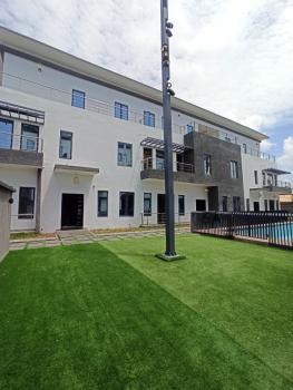 Brand New Four Bedroom Terrace House, Lekki Right, Lekki Phase 1, Lekki, Lagos, Terraced Duplex for Rent