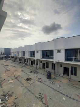 Newly Built 4 Bedroom Tereace Duplex, Ikota Villa Estate, Ikota, Lekki, Lagos, Terraced Duplex for Sale