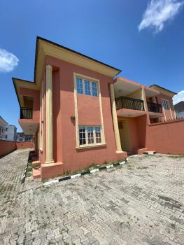 Well Built 5 Bedroom Semi Detached Duplex with Bq, Pinnock Beach Estate, Osapa, Lekki, Lagos, Semi-detached Duplex for Rent