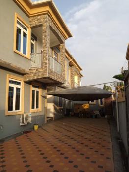 Beautiful Spacious 4 Bedroom Duplex, Omole Phase2 Gra, Omole Phase 2, Ikeja, Lagos, Semi-detached Duplex for Sale