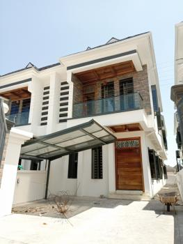 Luxury Built and Exquisite Built 4 Bedroom Duplex, in an Estate After 2nd Toll, Lekki, Lagos, Semi-detached Duplex for Sale