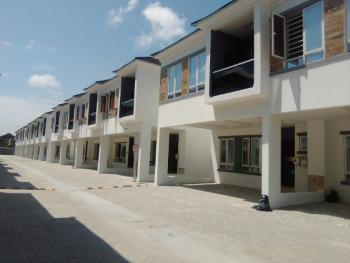Newly Built 4 Bedroom Terrace Duplex with S/pool, Basketball Court, Orchid Road, Lekki Phase 2, Lekki, Lagos, Terraced Duplex for Sale