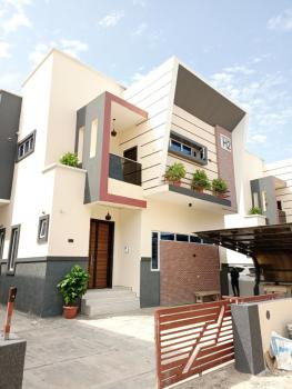 5 Bedroom Smart Home with a Room Boys Quarter, Second Toll Gate, Lekki, Lagos, Detached Duplex for Sale