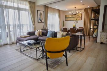 Luxury 3 Bedrooms Penthouse Apartment, Cadogan Estate, Lekki Peninsula 2, Ikate, Lekki, Lagos, Flat Short Let