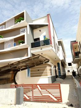 Luxury Built and Superly Finished Smart 4 Bedroom Duplex, Second Tollgate, Lekki, Lagos, Semi-detached Duplex for Sale