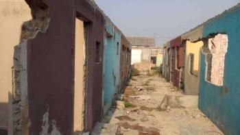 Plot of Land with a Demolishable Structure, Oworonshoki, Kosofe, Lagos, Mixed-use Land for Sale
