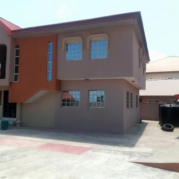 Nicely Built 4 Bedroom Terrace Duplex, Chevy View Estate, Lekki, Lagos, Terraced Duplex for Rent