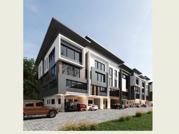 Off Plan 4 Bedrooms House, Off Bourdillon, Old Ikoyi, Ikoyi, Lagos, Terraced Duplex for Sale