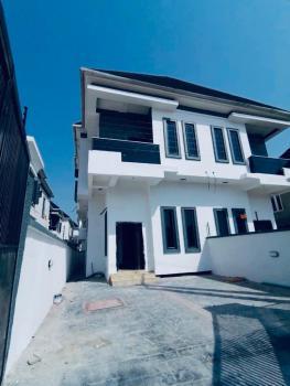 Luxury 4 Bedroom Semi Detached Duplex Plus Bq, Chevron Drive, Lekki, Lagos, Semi-detached Duplex for Sale