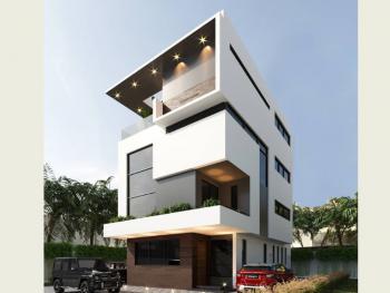 Off Plan 5 Bedroom House, Off Gerrard, Old Ikoyi, Ikoyi, Lagos, Detached Duplex for Sale