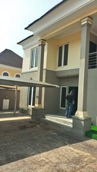 Well Built 4 Bedroom Detached Duplex with Bq, Berger, Arepo, Ogun, Detached Duplex for Sale