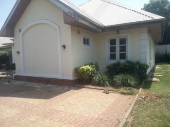 Luxury Finished & Partly Serviced 3 Bedroom Detached Bungalow + Bq, Off Ibb Boulevard Way, Maitama District, Abuja, Detached Bungalow for Rent