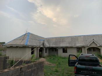 a Uniquely Built 10rooms Self Contained (hostel) Standard Size Rooms, Funnab, Abeokuta South, Ogun, Block of Flats for Sale