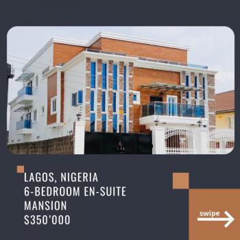 6 Bedroom Mansion, Opic Estate Ojodu Extension Just 5 Min Drive to Ikeja, Berger, Arepo, Ogun, Detached Duplex for Sale