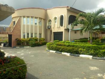 Massive 12 Bedroom Duplex in an Estate, College Road, Ogba, Ikeja, Lagos, Detached Duplex for Sale