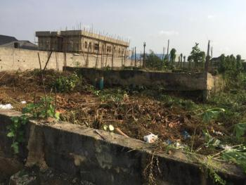 Are You Kidding Me? Residential Land with Foundation. How Much?, Behind Parkway Garden Estate Elemu B/s., Isheri, Lagos, Residential Land for Sale