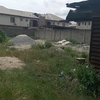 Half Plot of Dry Land, Medina Estate, Gbagada, Lagos, Land for Sale