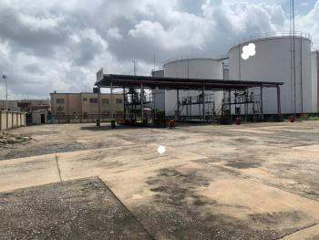 Tankfarm with Jetty and Office Blocks, Apapa, Lagos, Tank Farm for Sale