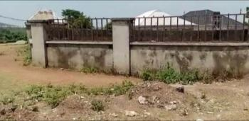 Fenced Corner Piece  Plot Measuring 852sqm with C of O, Dape, Abuja, Residential Land for Sale
