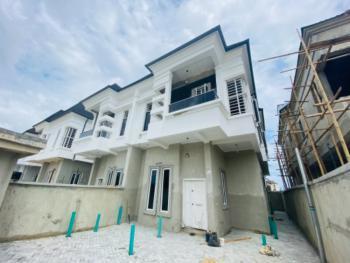 Amazing 4 Bedroom Semi Detached Duplex with a Domestic Room., Behind Osapa, Lekki Expressway, Lekki, Lagos, Semi-detached Duplex for Sale
