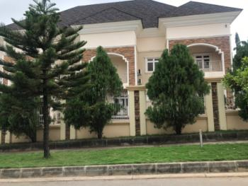 Luxury Service & Furnished 4 Bedroom Duplex, Good for Diplomats,vips, Maitama District, Abuja, Terraced Duplex for Rent