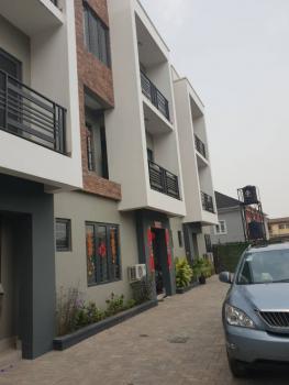 Brand New 4 Bedroom Terrace Duplex, Adeniyi Jones, Ikeja, Lagos, Terraced Duplex for Sale