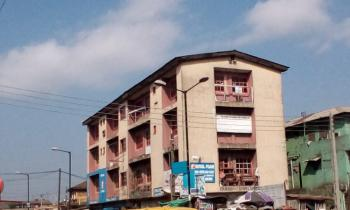 3 Storey Tenement Building on a Corner Piece on a Major Road, Agege Motor Road, Mushin, Lagos, House for Sale