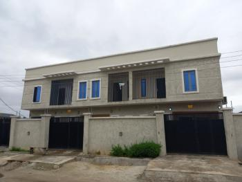 Luxury 2 Bedroom Terrace Duplex with Self  Compound, Beside Lagos Business School, in an Estates., Lekki Phase 2, Lekki, Lagos, Terraced Duplex for Sale