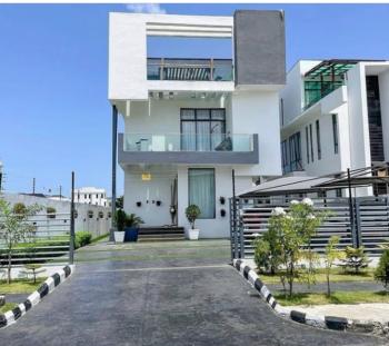 5 Bedroom Furnished House, Pinnock Beach Estate, Osapa, Lekki, Lagos, Detached Duplex for Sale