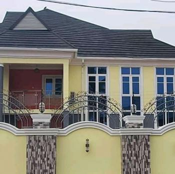 Luxury Executive New 6 Bedroom House with Bq in a Gated Estate, Akowonjo Road About Estate, Akowonjo, Alimosho, Lagos, Detached Duplex for Sale
