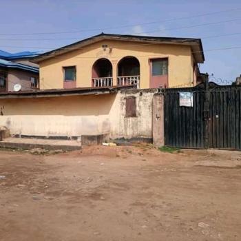 Standard 7number of Flat Apartment on Full Plot, Egbeda By Karimu Laka, Egbeda, Alimosho, Lagos, Block of Flats for Sale