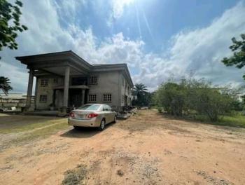 Standard Executive Detached House on 3000sqm Land, Ikeja, Lagos, Detached Duplex for Sale