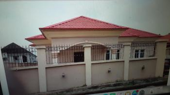4nos of 3 Bedrooms at The Back , Newly Built 3 Bedroom Bungalow., Kayfarm Obawole, Ogba, Ikeja, Lagos, Block of Flats for Sale