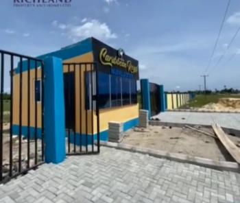 Estate Land, After Dangote Seaport, Ibeju Lekki, Lagos, Residential Land for Sale