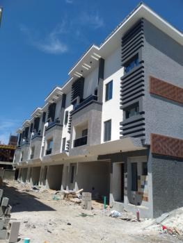 Newly Built and Strategically Located 5 Bedrooms Terraced Duplex, Lekki Phase 1, Lekki, Lagos, Terraced Duplex for Sale