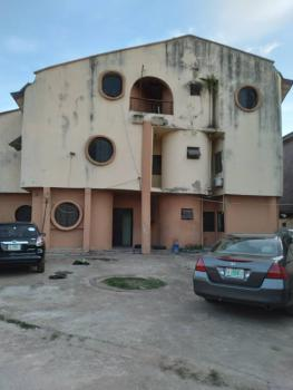 Big 2 Wing Duplex with 2 Bedroom on 828sqm C of O. Good for All Purpose., Unity Estate, Egbeda, Alimosho, Lagos, Detached Duplex for Sale