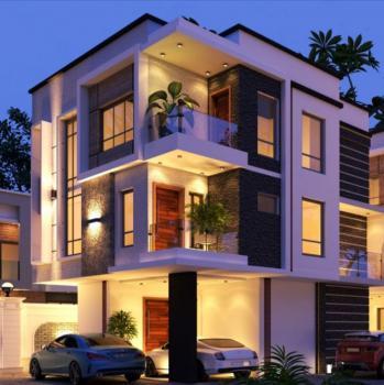 Tastefully Finished Newly Built 5 Bedroom Detached House with a Room Bq, Ikeja Gra, Ikeja, Lagos, Detached Duplex for Sale