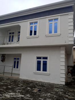 4 Bedroom Terrace Duplex with Bq, Atlantic View Estate, New Road, Spg Road, Chevron, Lekki Phase 2, Lekki, Lagos, Terraced Duplex for Rent