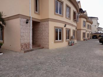 Serviced 4 Bedroom Terraced House with Room Staff Quarters, Off Alexander Road, Ikoyi, Lagos, Terraced Duplex for Rent