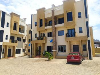 4 Bedroom Terrace Duplex with Bq., Life Camp, Abuja, Flat for Rent