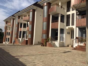 Well Finished & Partly Serviced 4 Bedrooms Terrace Duplex with a Room D, Off Edwin Clark Way, Guzape District, Abuja, Terraced Duplex for Sale