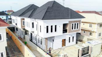 Incredible Newly Built 4 Bedrooms Semi Detached Duplex + Bq, Lekki, Lagos, Semi-detached Duplex for Sale