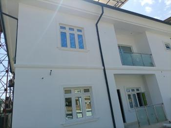 Exquisitely Finished, Super Spacious 4 Bedroom Semi-detached Duplex, Chevy View Estate, By Chevron, Lekki, Lagos, Semi-detached Duplex for Rent