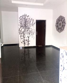 Nice and Standard Service Mini Flat with Fitted Kitchen & 2 Acs, Agungi, Lekki, Lagos, Mini Flat for Rent