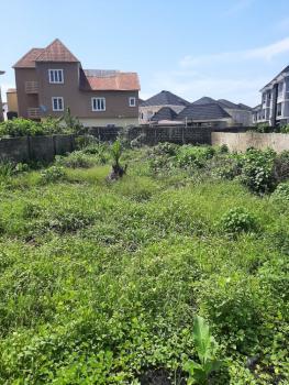 610sqm Fenced Land, Peninsula Garden Estate, Sangotedo, Ajah, Lagos, Residential Land for Sale