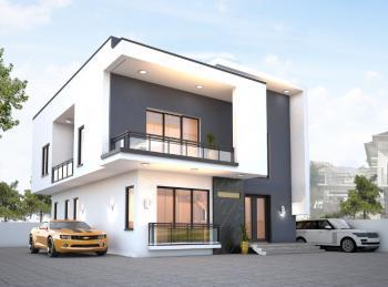 Luxury and Most Affordable 4 Bedroom Fully Detached Duplex with Bq, Lekki Scheme 2, Abraham Adesanya, Ajah, Lagos, Detached Duplex for Sale