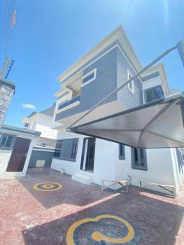 Luxury 4 Bedroom Fully Detached Duplex Plus Bq Well Secured, Second Toll Gate, Lekki Phase 2, Lekki, Lagos, Detached Duplex for Sale